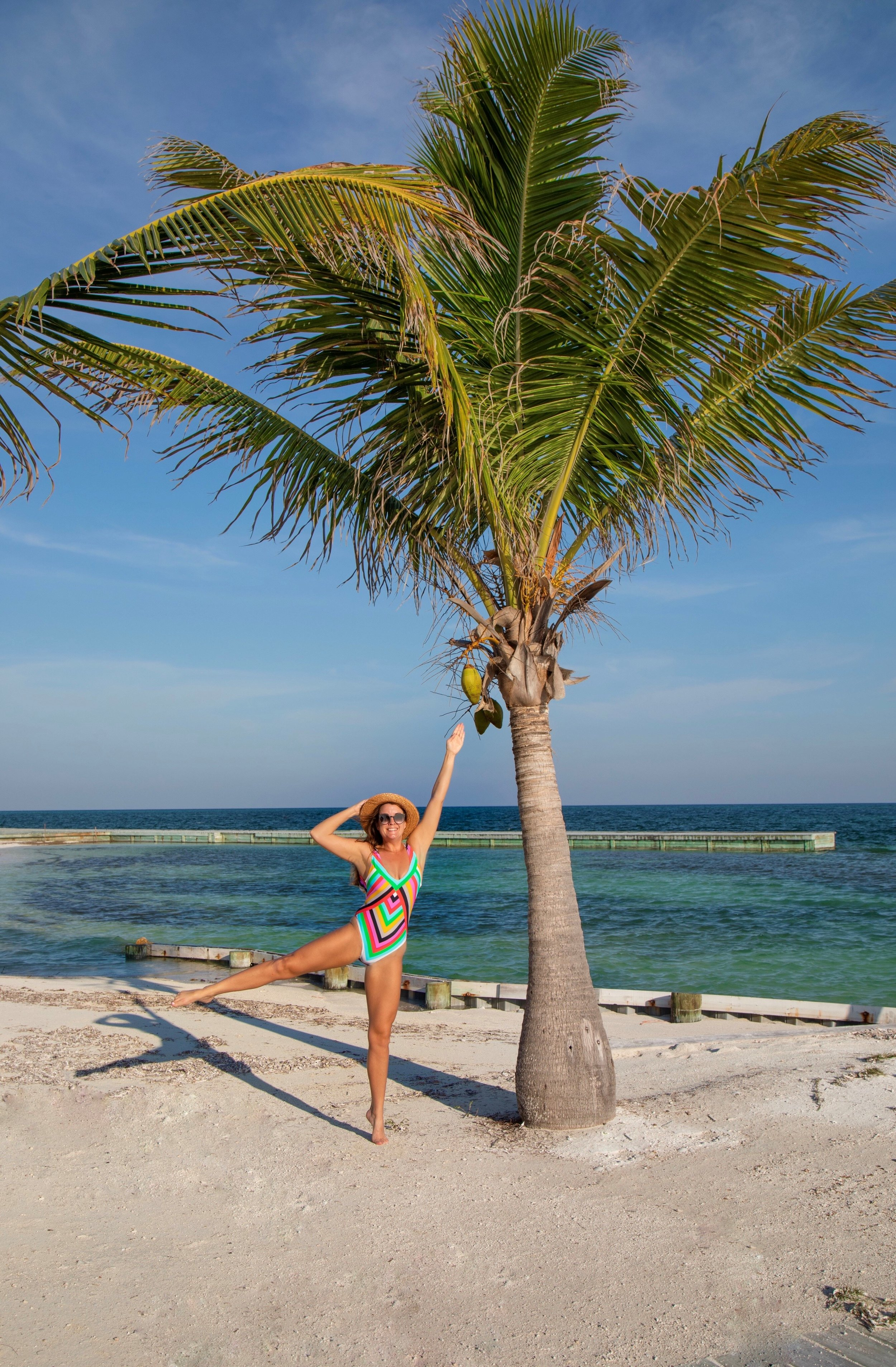i am coconuts about Turneffe Island Resort