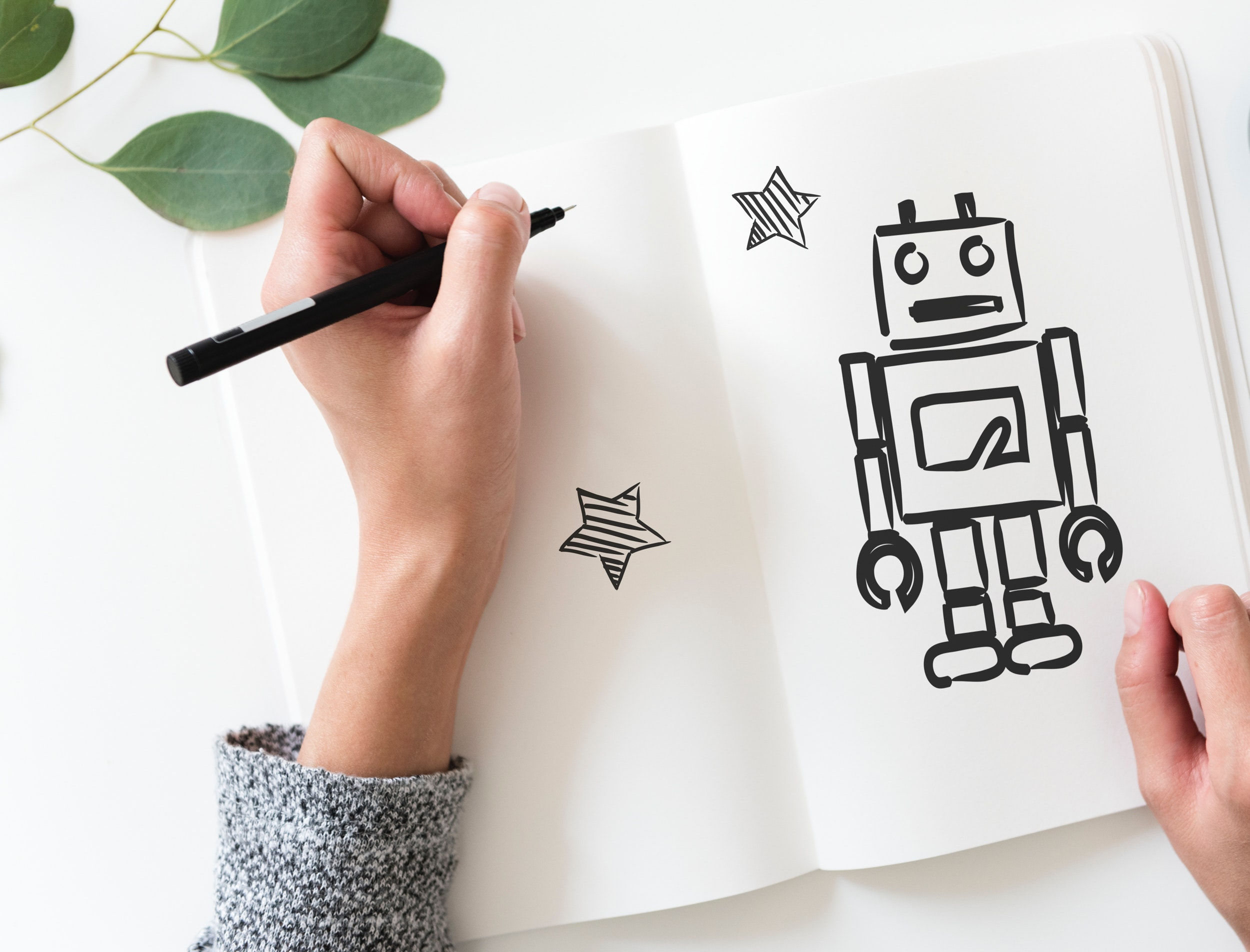 3. It works on autopilot. - Once campaigns are created, they run in the background continually — without any extra work from you. It's like having an email robot working 24/7 to bring in more revenue. 🤖