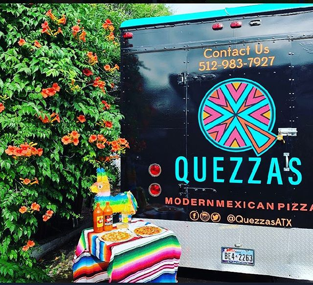 Blues on the Green is finally here! Let's kick off summer the right way 🤩 Come to @quezzasatx before heading over to @zilkerofficial for #bluesonthegreen with @jamestownrevival and @womansir  or after! • • • • #zilkerpark #KGSR #BOTG #musicfestival #atx #austin #foodtruck #bartonsprings #bssaloon #quezzas #quesadilla #pizza #jamestownrevival #freeconcert #summerconcertseries • 📸: @onehungrygirl__