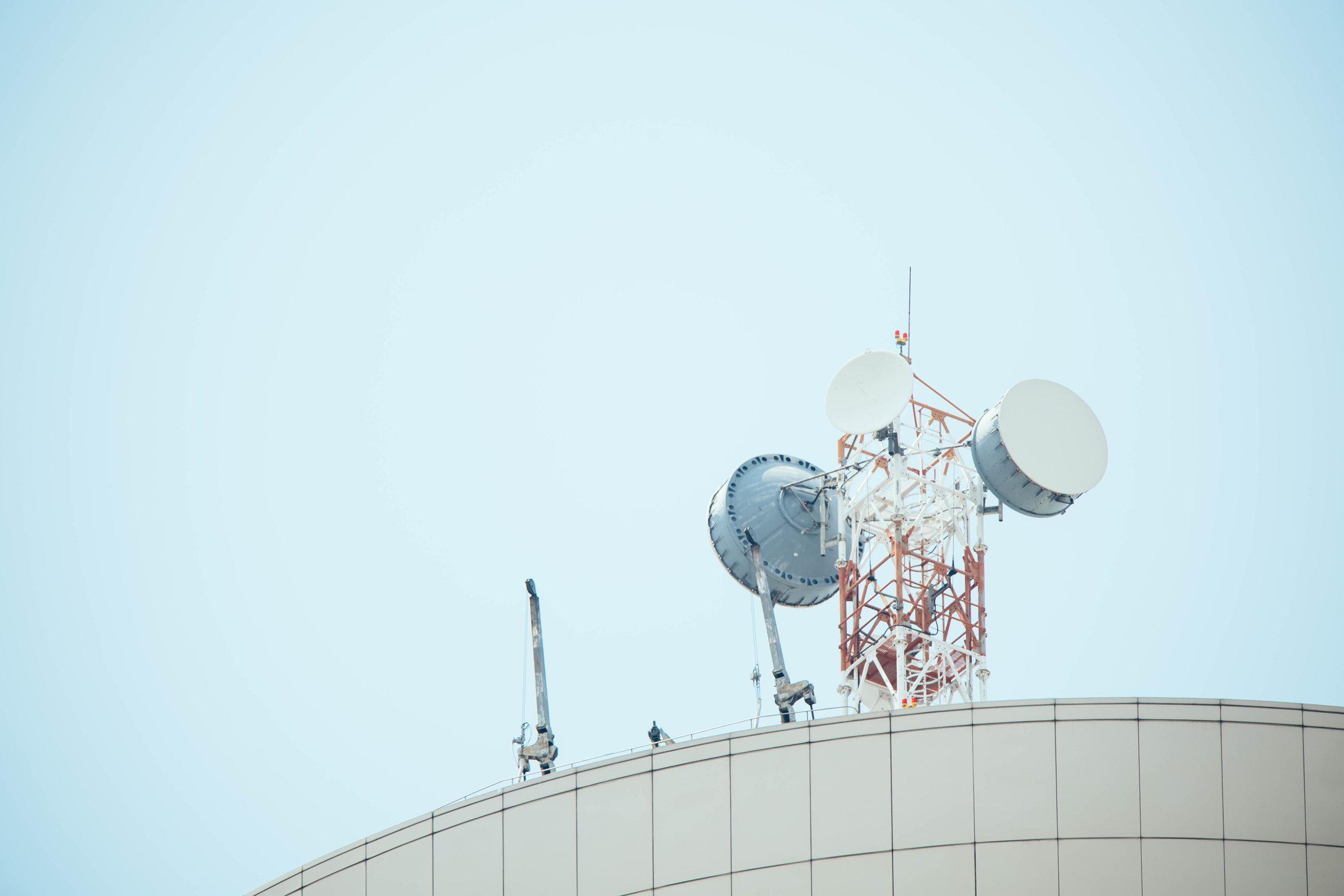 Infraestructura Móvil y Radio