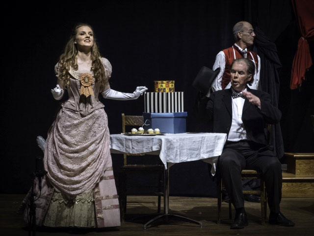 """Musetta in Puccini's """"La bohème"""""""