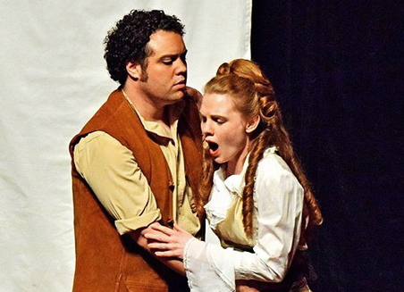 "Adina in Donizetti's ""L'elisir d'amore"""