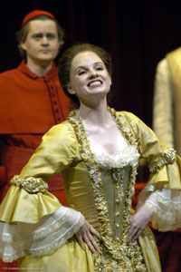 "Casilda in Gilbert and Sullivan's ""The Gondoliers"""