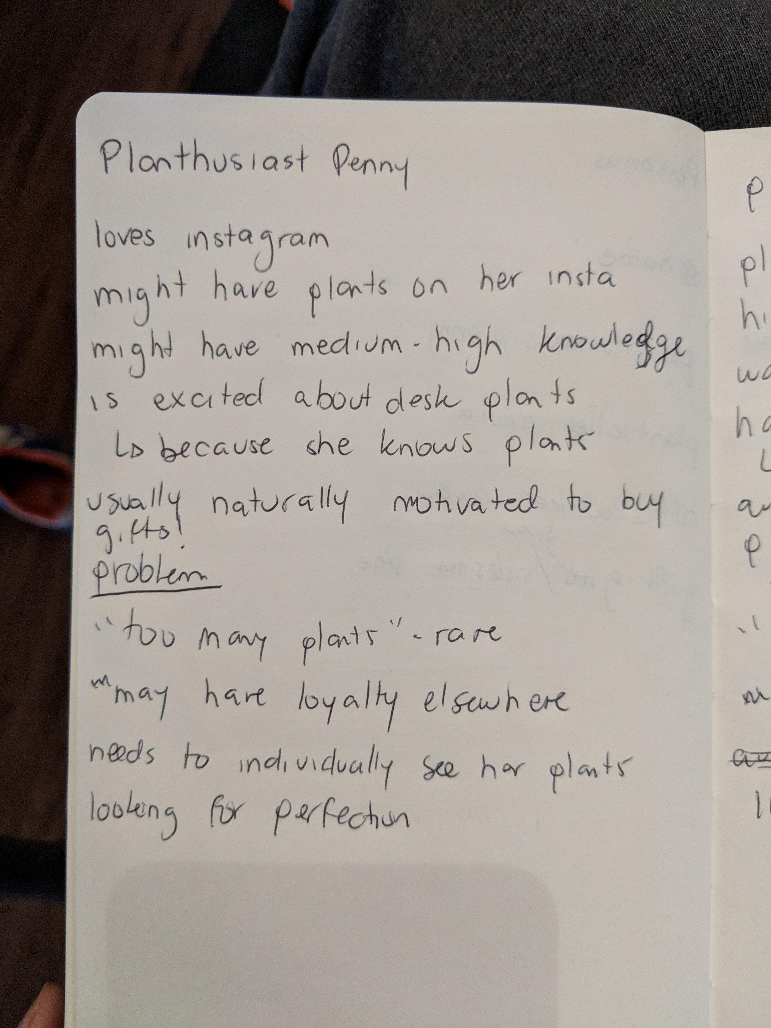 Planthusiast Penny