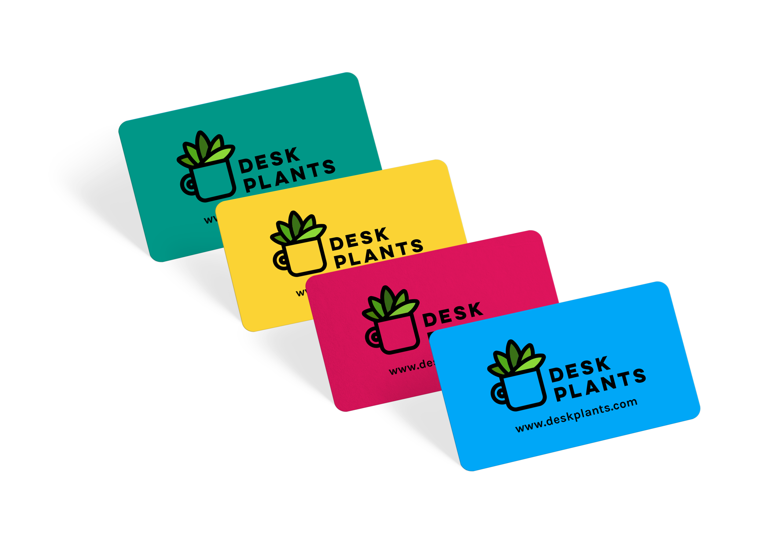 Business Card Design (multiple colors)