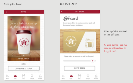 challenges with Pret's Branding Agency making poor UX recommendations and pushing project scope