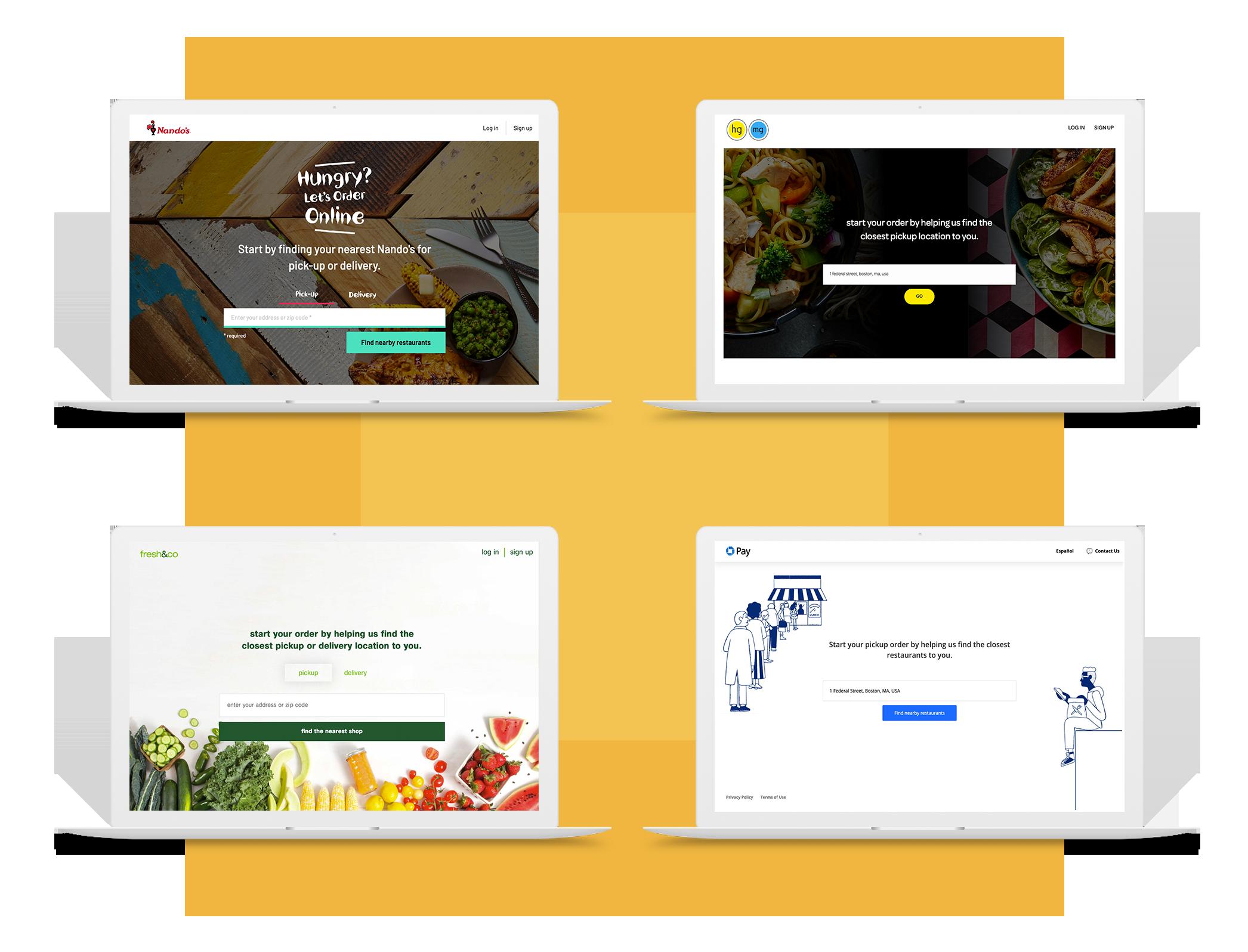 product design + front-end development