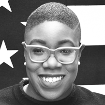 Symone Sanders — Strategist & CNN Political Commentator