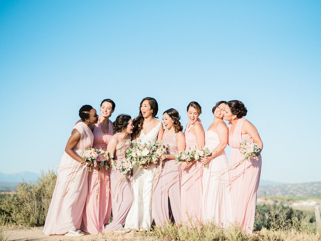 Kiah + Derrick | Mount Palomar Winery