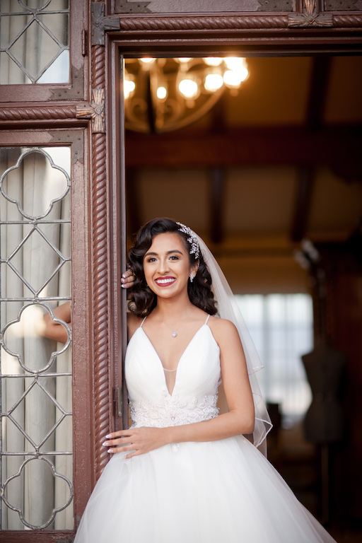 Amber + Jesse | The Mission Inn