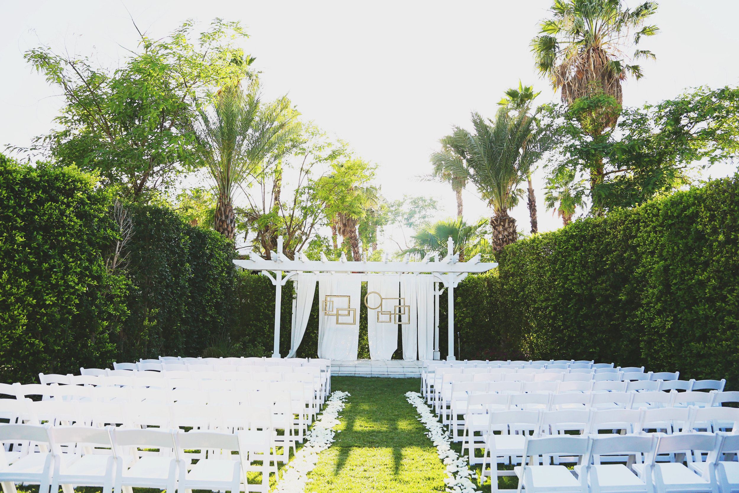 Savannah + Eric | The Riviera Palm Springs
