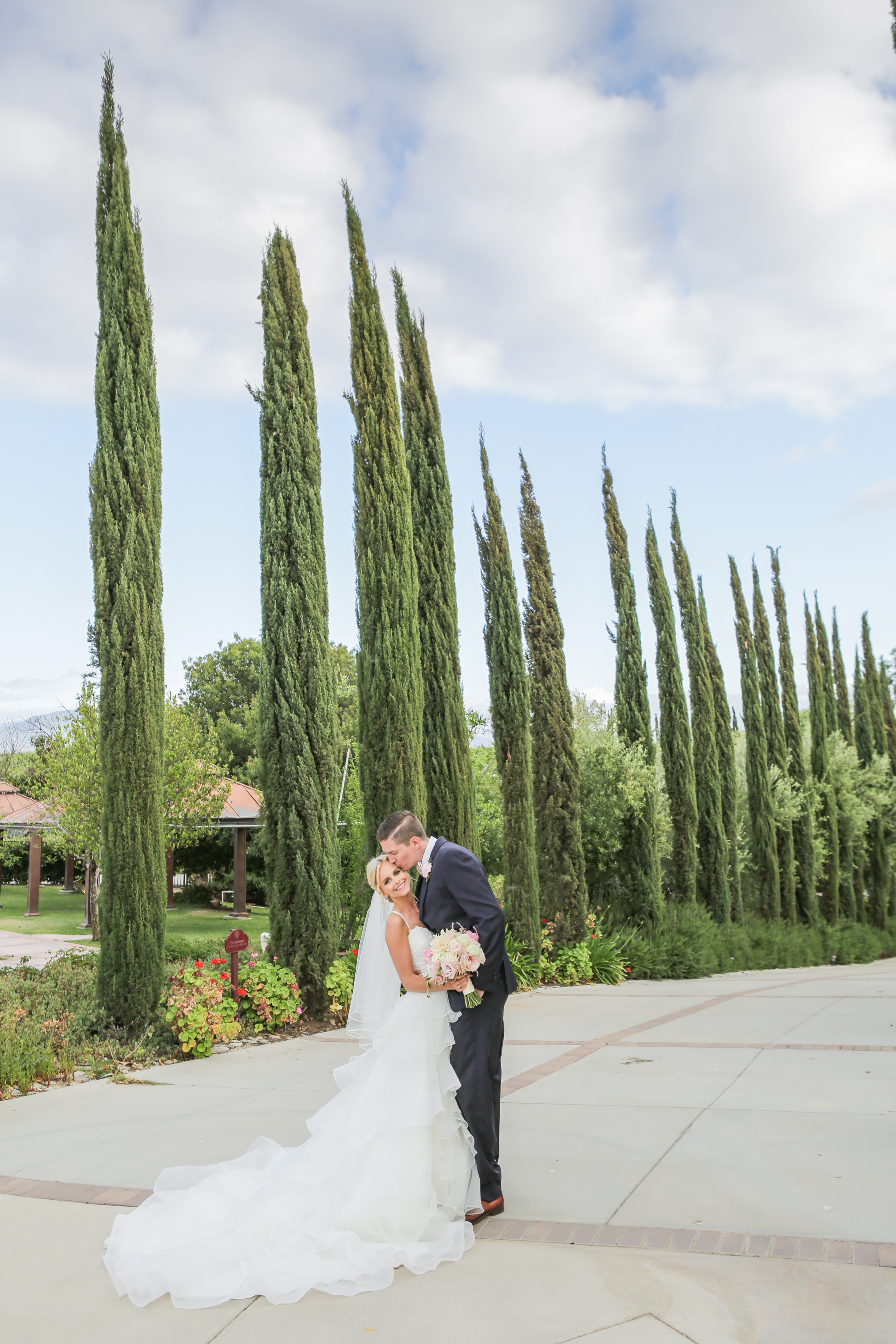 Whitney + Thomas | Mount Palomar Winery