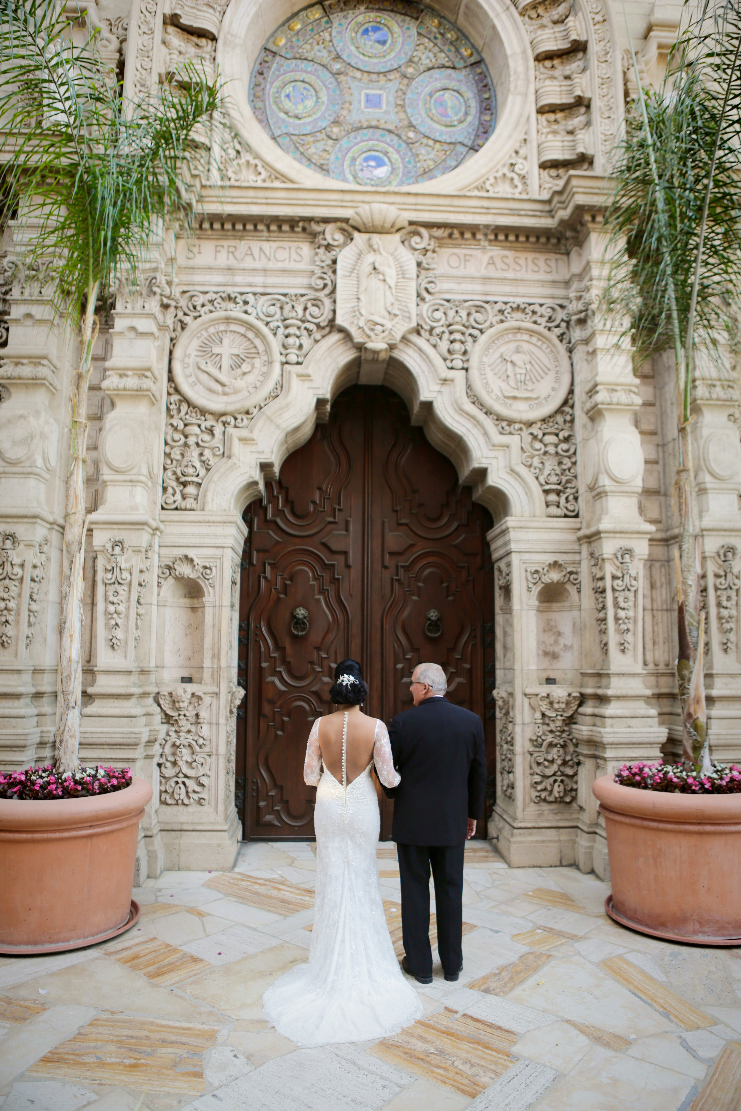 Giovanni + Brittany | The Mission Inn