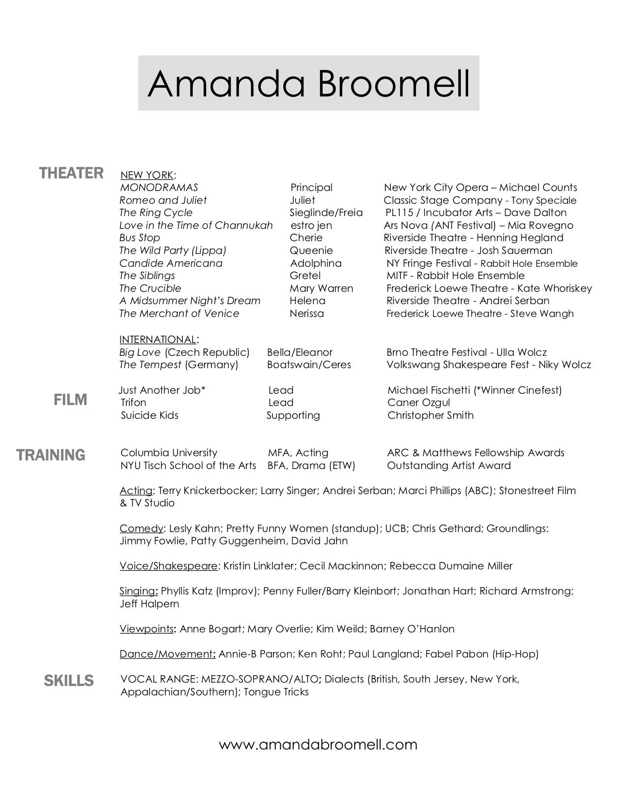 Amanda-Broomell-Resume-2019