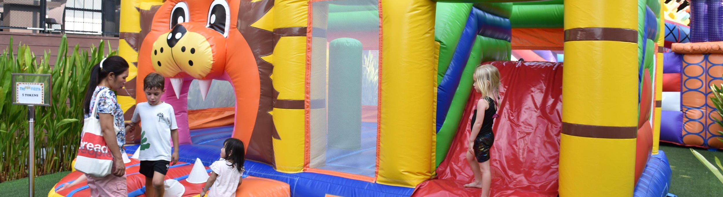 Bouncy Castle -