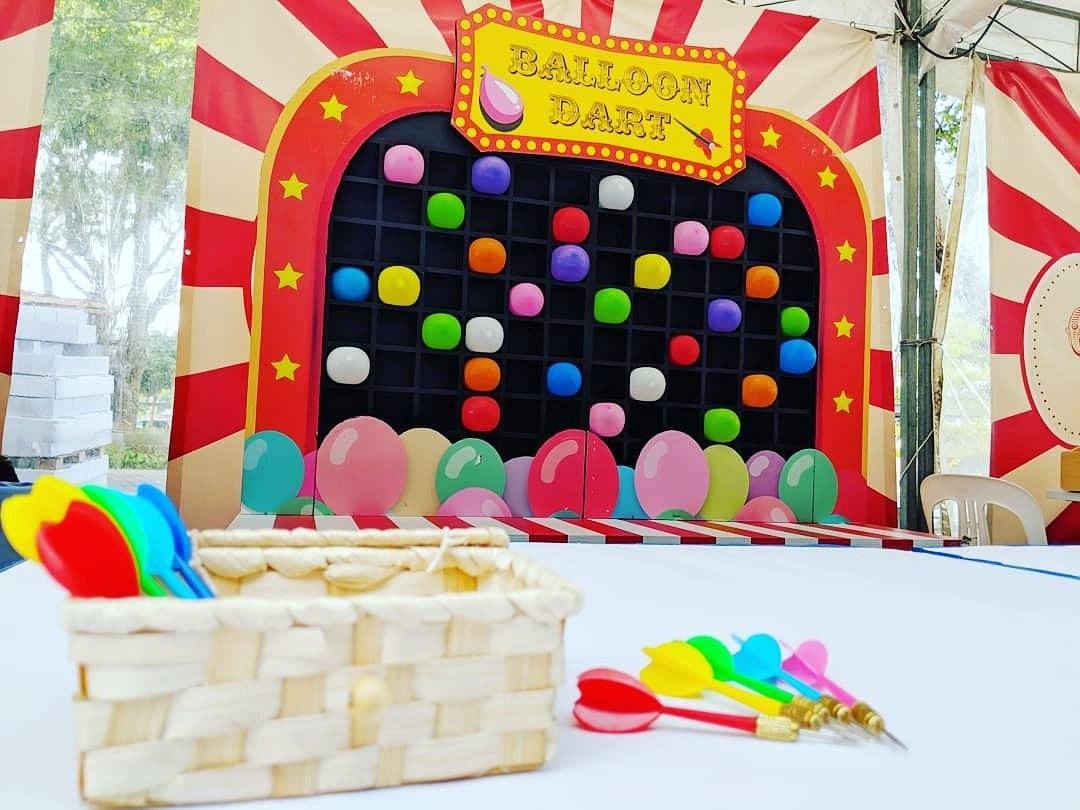 Fun Fair Games -