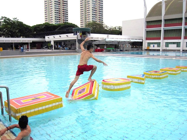 Water Games -