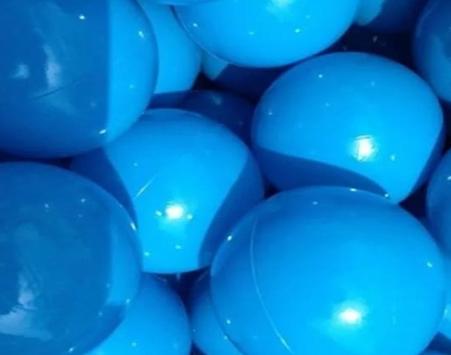 Blue Ball Pits
