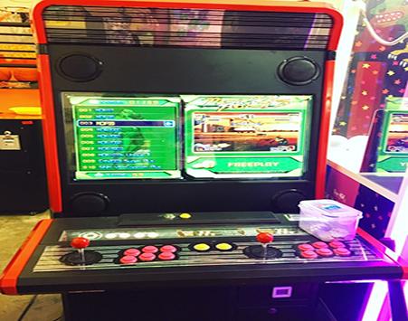 Arcade & Interactive machines