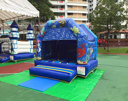 Every child wants to be treated like royalty during their birthday party. At active interactions, we can turn their play area into a mini castle, With our castle themed bouncers and colorful ball pit. Our party rental services are top class and highly recommended,with a track recorded that speaks for itself.   Size:L300 x B300 x H300cm