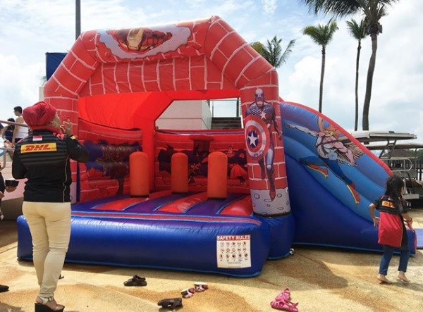 Are you looking for an affordable bounce castle in Singapore? At active interactions, we have large and medium sizes of castles for birthday parties,regardless of your children ages . Contact us today for our services  .    Size:L500 x B400 x H350c