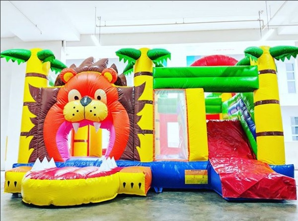 At active interactions, we make sure that your birthday party,family day out is one you can never forget for a longtime. We also have the most sort after ball pit pool in Singapore.   Size: L550 x B500 x H400cm