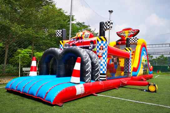 Worried about your birthday party? we provide services like: chair rentals,water slides,cotton candies,concession machines,obstacle course and lots more for your block parties. At active interactions,our goal is to make you happy.