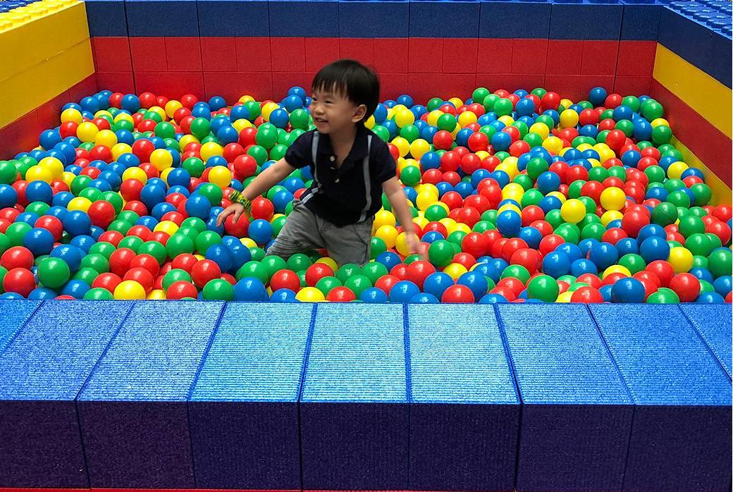 Ball Pits -
