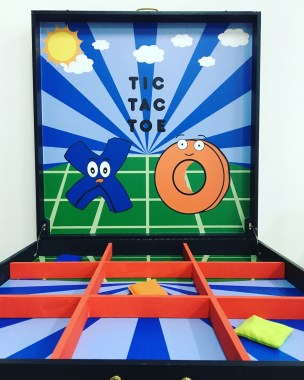 challenge your friend in a game or tictactoe and see who comes up victorious in a simple yet challenging game.
