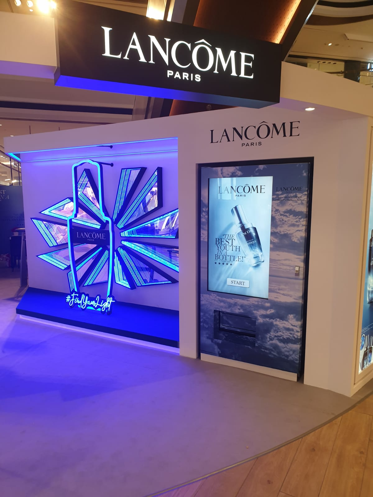 Interactive Vending Machine -