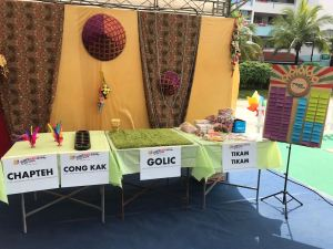 Carnival Traditional Games -