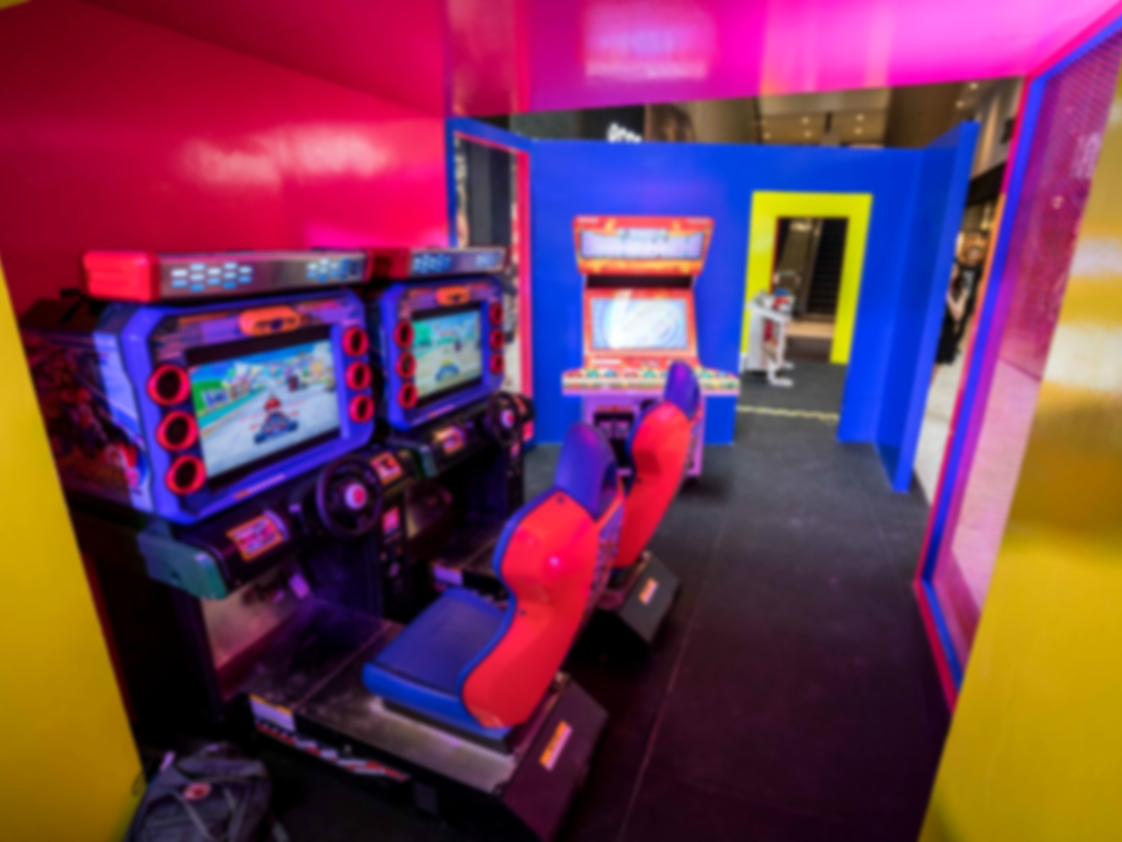 Arcade Machines -