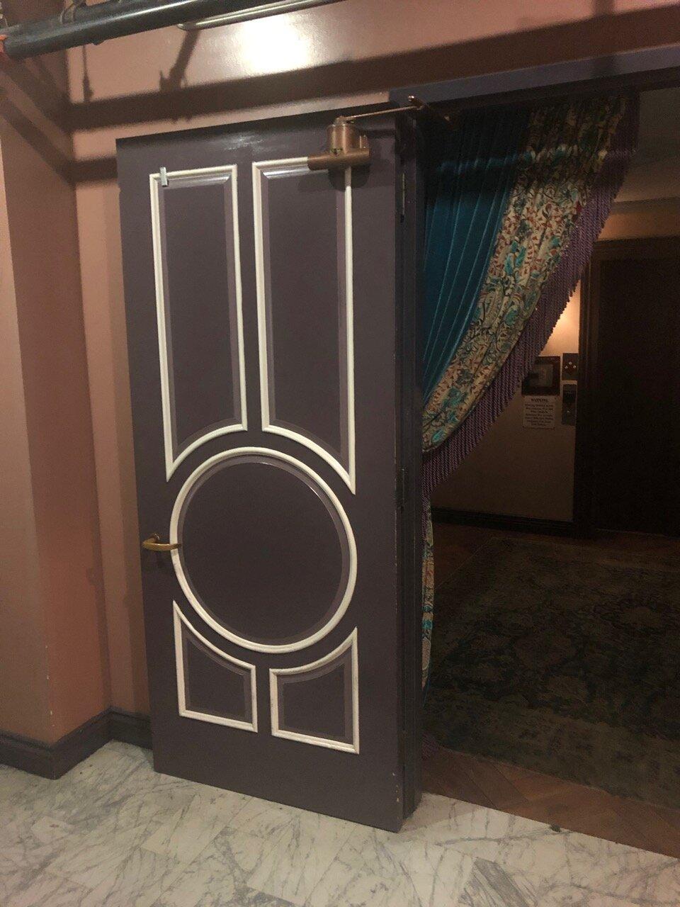 13th Fl Door to Perch Elevator