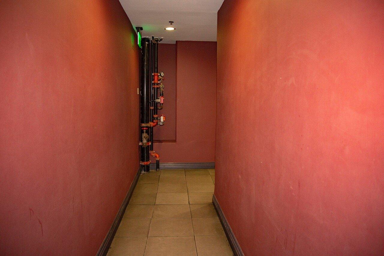 14th Hallway Walls