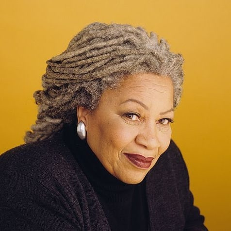 """I didn't become interested in writing until I was about 30 years old,"" she later said. ""I didn't really regard it as writing then, although I was putting words on paper. I thought of it as a very long, sustained reading process — except that I was the one producing the words."" ~ Toni Morrison  I find this quote quite profound. It feels so personal, because I myself didn't become interested in writing until I was 30 years old. SIP Toni. You are truly a wellspring of inspiration.  #tonimorrison #tonimorrisonquote #thepiecesiam #writer #sip #rip"