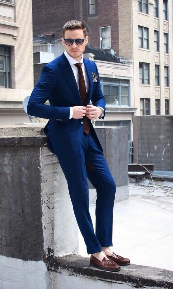 """""""A well-tailored suit is to women what lingerie is to men""""– Anon -"""