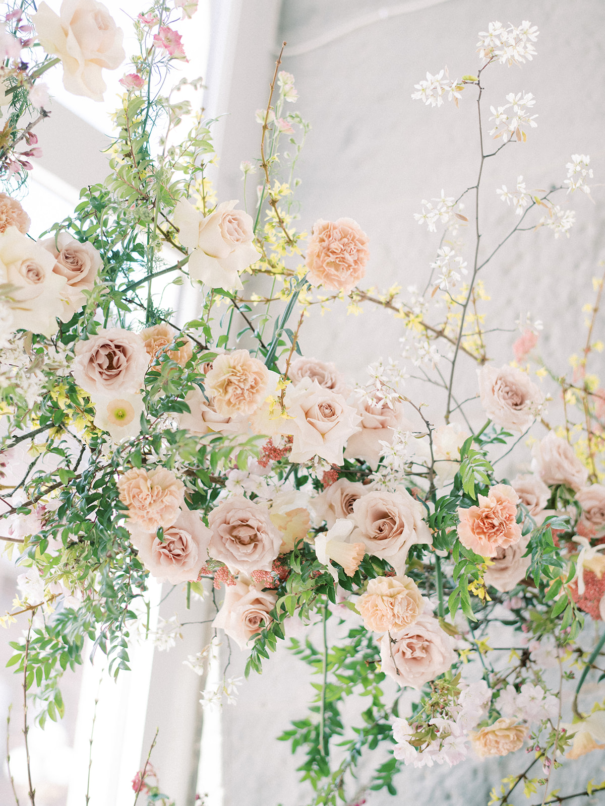 portland-florist-spring-flower-installation