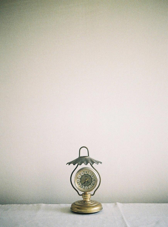 빈티지 시계