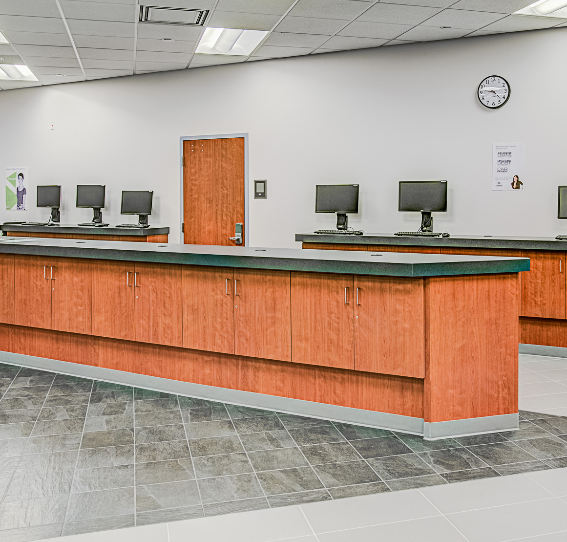 ESTIMATING - Our estimating department has over fifty years of experience in woodwork and casework fabrication. We utilize a parametric estimating program to ensure accurate and quick pricing for any size project.