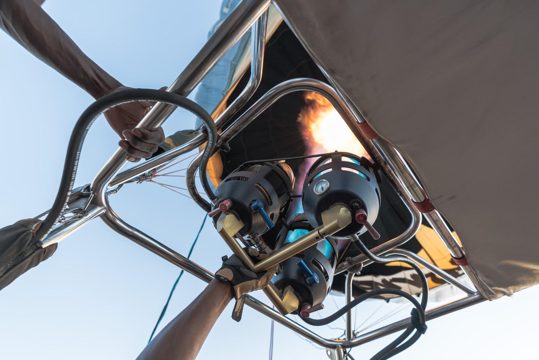 Fire!  - Photo: Roland Steffen - Sony A7r III, Sony FE 16-35 mm F/2.8 GM