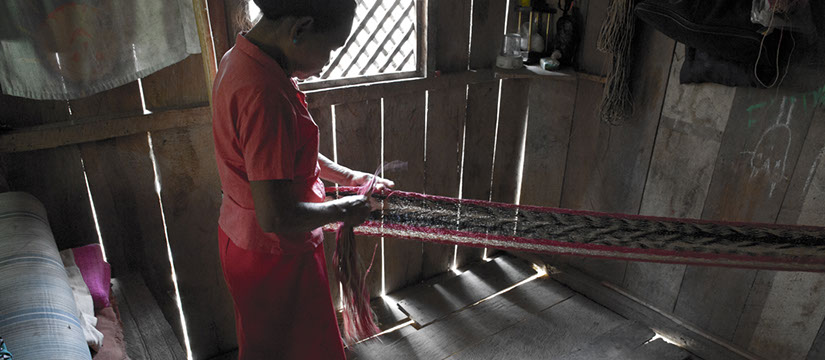 Copy of Local handicraft development