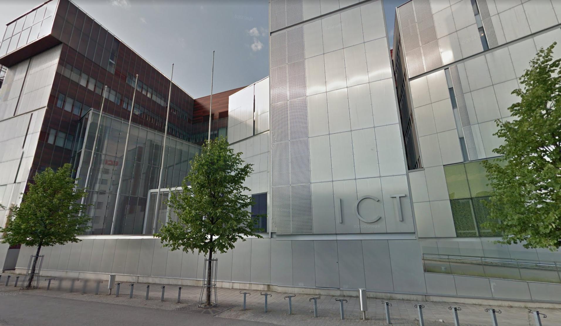 Turun ammattikorkeakoulu, ICT -city, Turku