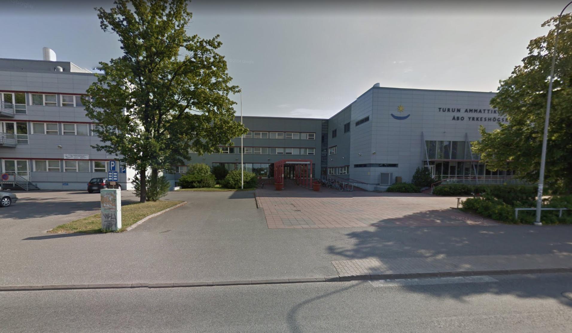 Turun ammattikorkeakoulu, Lemminkäisenkatu 30, Turku
