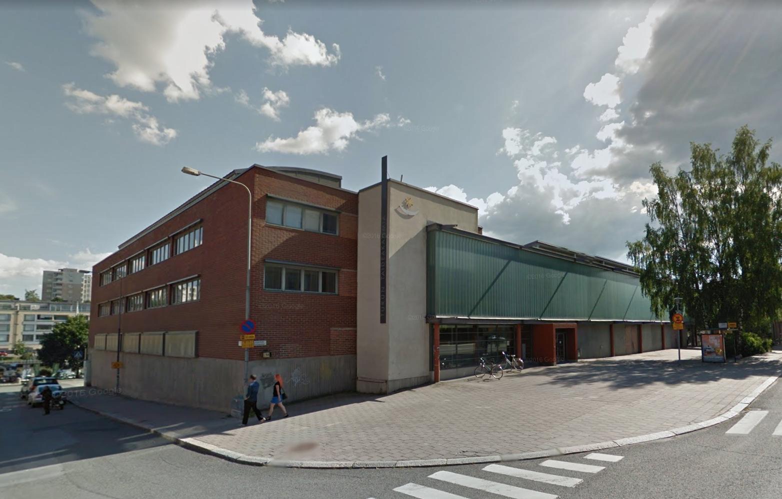 Turun ammattikorkeakoulu, Linnankatu 54, Turku