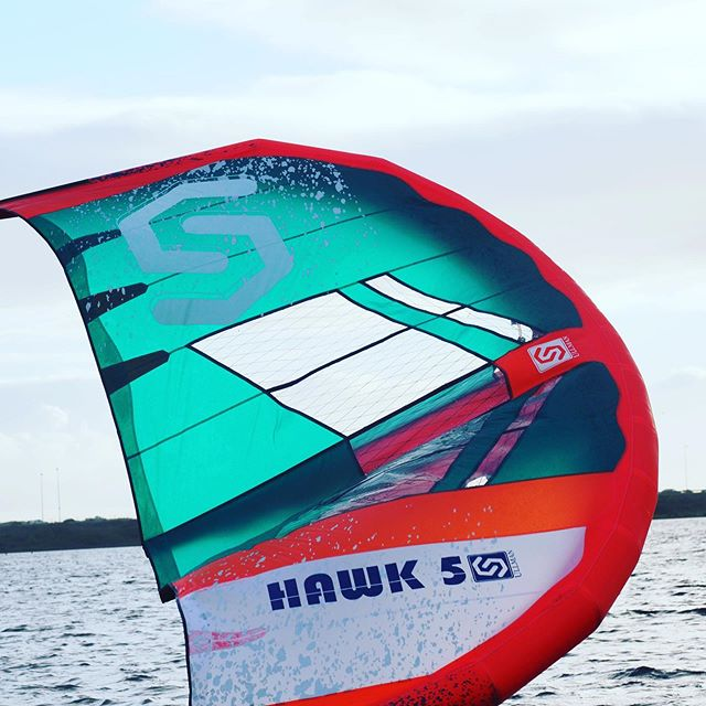 Ullman Kiteboarding's newest addition!!! The HAWK kite wing.  The wing comes in sizes 3,4 and 5m for your extended playtime. Become part of this new exciting sport. Worldwide delivery. #ullmankiteboarding  #wingsurfing #wingfoiling #wingfoil #wingsurfing