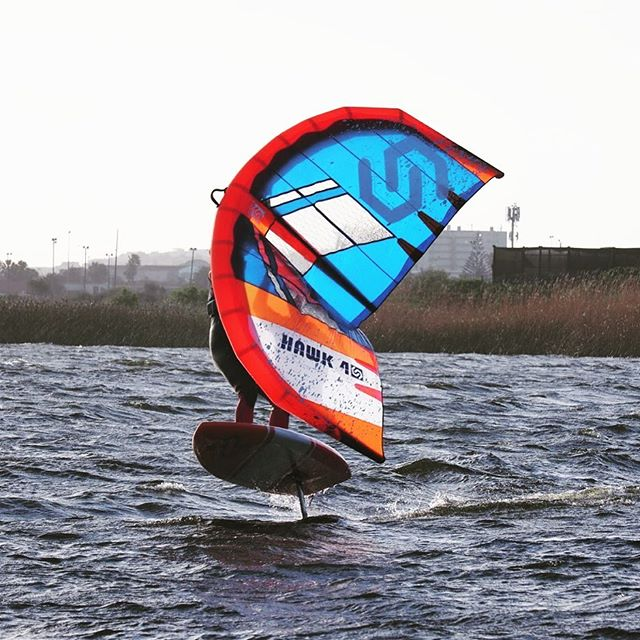 How's your weekend? We are WINGING it while putting final touches to our Foil range . #wingsurfing #wingfoil #ullmankiteboarding #ullmankite #ullman #hawk2020 #capetownmade