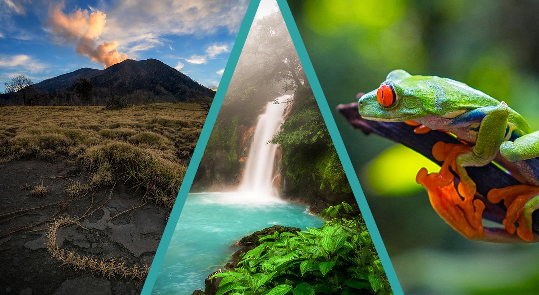 Volcanoes & Waterfalls - All-Inclusive Photography WorkshopCosta Rica | December 7-14, 2019