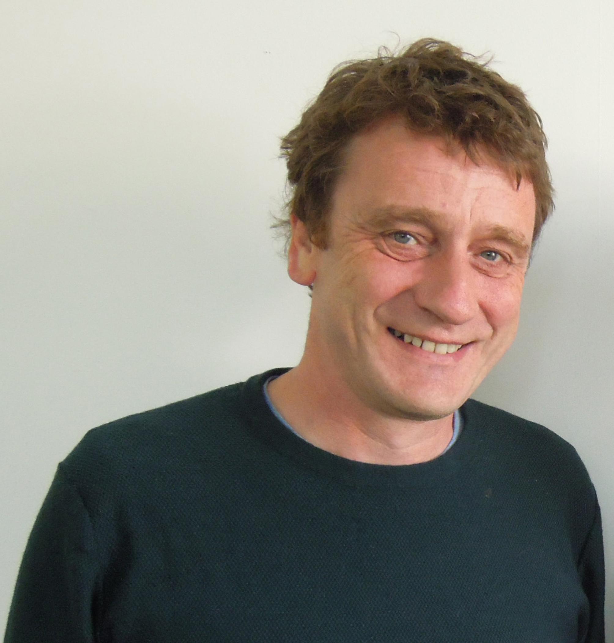 Bryan Elsley    Writer and Managing Director