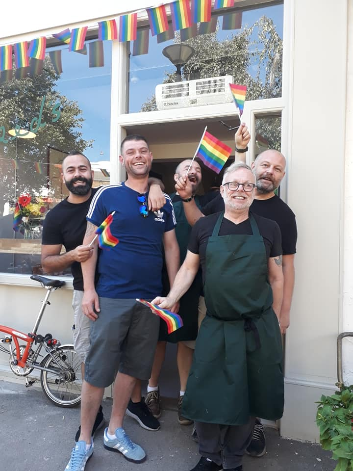 Community Matters - Forest Gayte Pride could not happen without the input of our amazing local community. The wonderful team at Fred's on Woodgrange Road are just one of the local businesses who are again going to contribute to our celebrations!