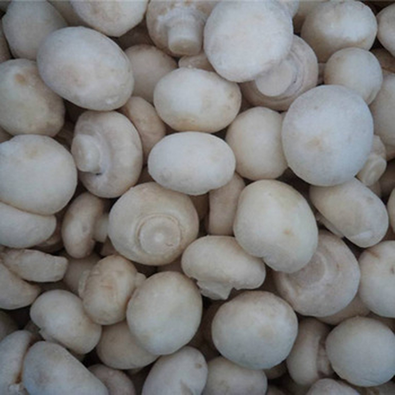 Frozen Button Mushrooms - Product Info